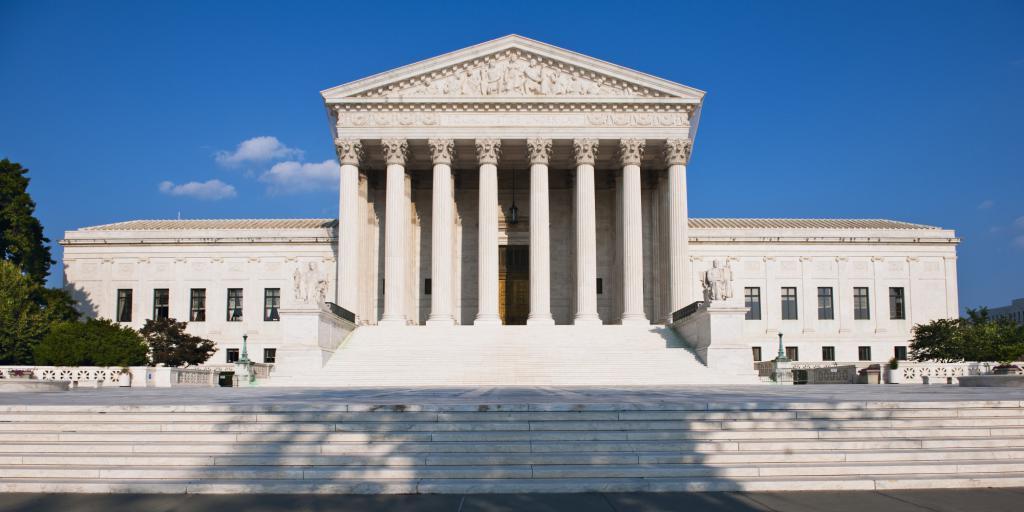 Сграда на Върховния съд на САЩ