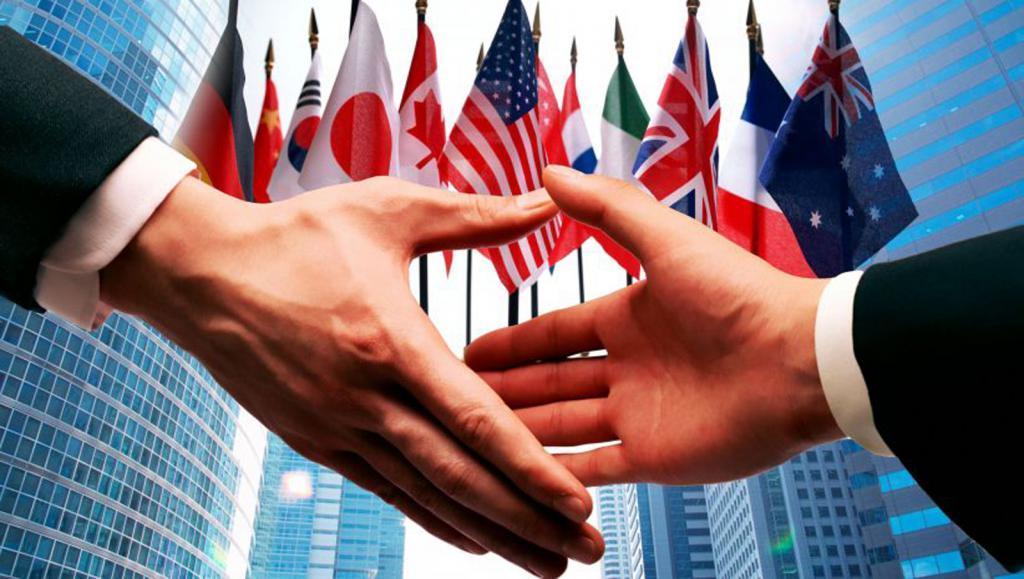 Международно споразумение - източник на правото