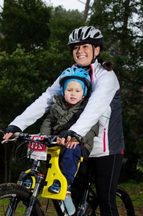 dječje sjedalo za bicikle hamax