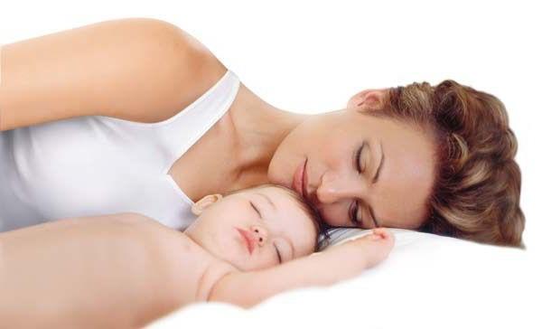 spavanje i budnost novorođenčeta