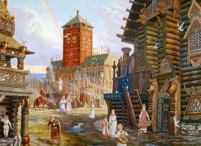 letteratura epica russa