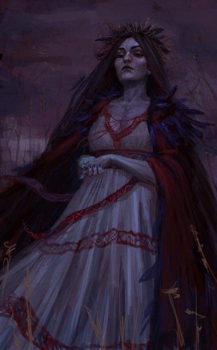 Mara, la dea della morte