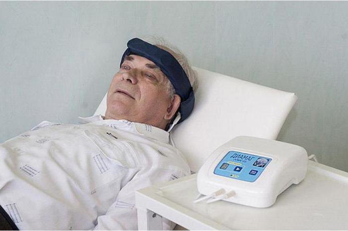лечение с диамаг