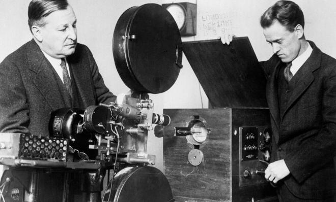 koja je godina bila izumljena televizija