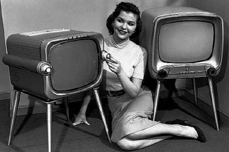 ki je prvi izumil televizijo