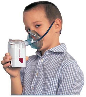 амбробен за инструкције инхалације