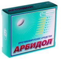 primjena arbidola