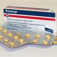 istruzione di pillole concor