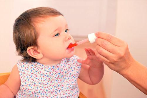 Flemoksin Solyutab majhni otroci