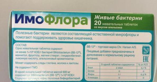 analoghi di imoflora