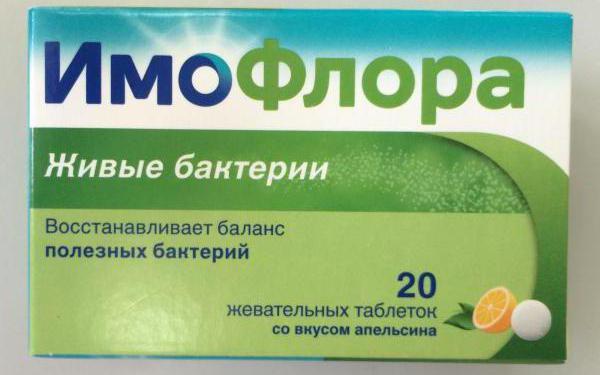 indicazioni di imoflora per l'uso