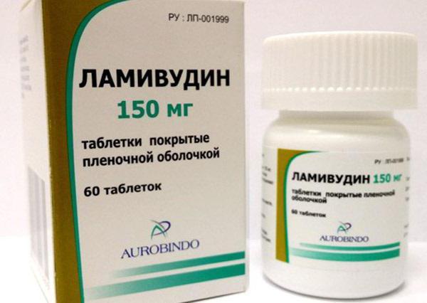 tabletki lamiwudyny