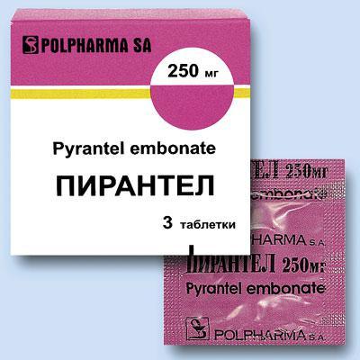 Recensioni di Pyrantel