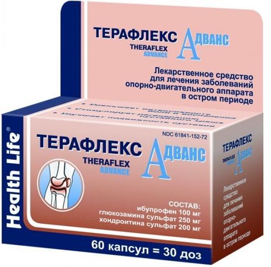 teraflex kontraindikacije