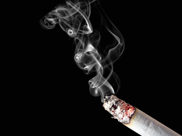 efekt palenia na ciele