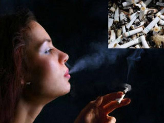 dzieci i palenie