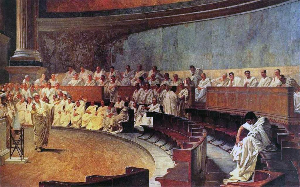 Sodišče v starem Rimu