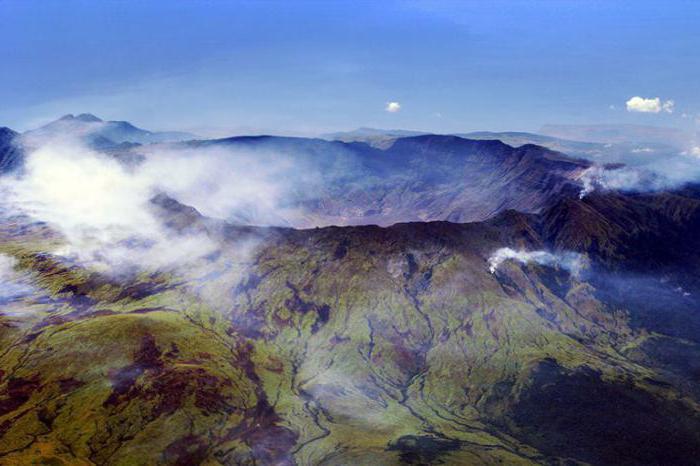 tamborska erupcija