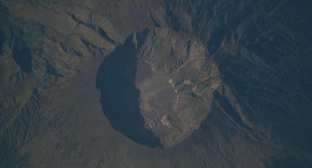 Tambor Volcano Indonezija