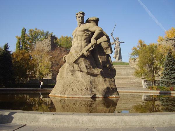 Spomenik Vječnom plamenu