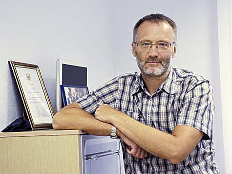 Сергеи Михеев Биографија политолога