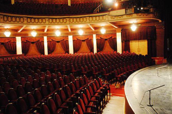Москва поп театър как да се получи