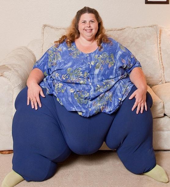 най-дебелите жени