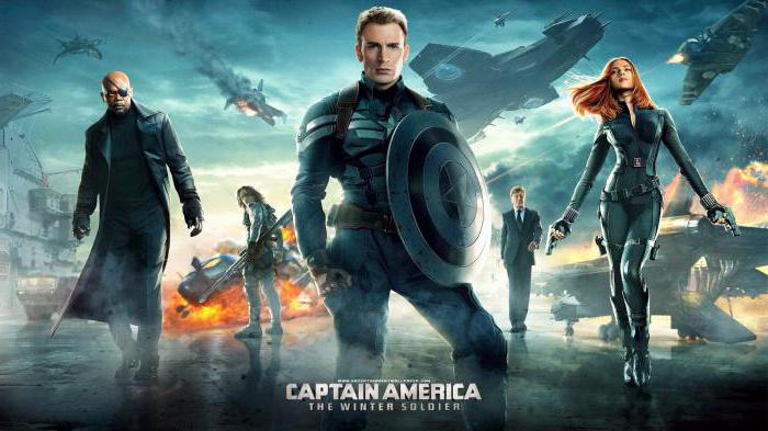"""The First Avenger: Another War"