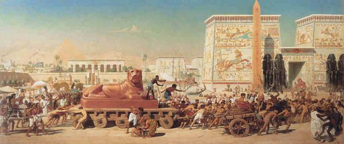 grad je postao prvi glavni grad egipatskog kraljevstva