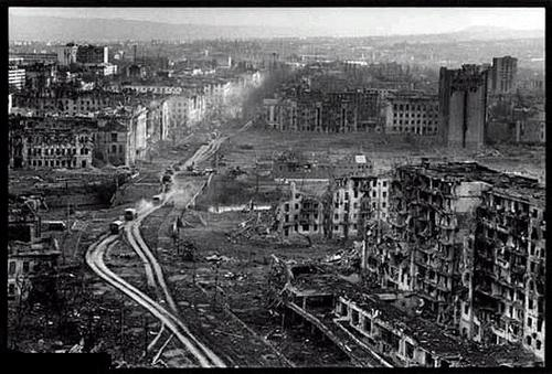 първата чеченска война