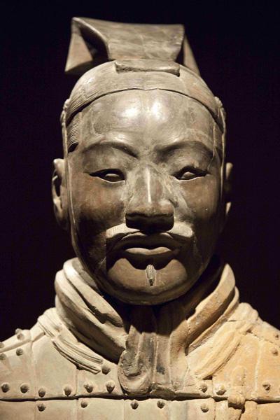 китайски император qin shihuani