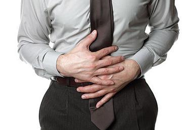 znaki razjede želodca in črevesja