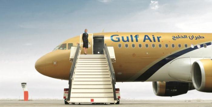 Водећа авиокомпанија краљевства Бахреина