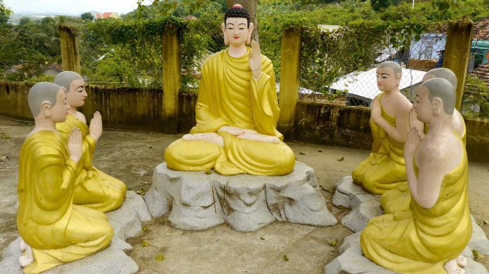 оснивач будизма је