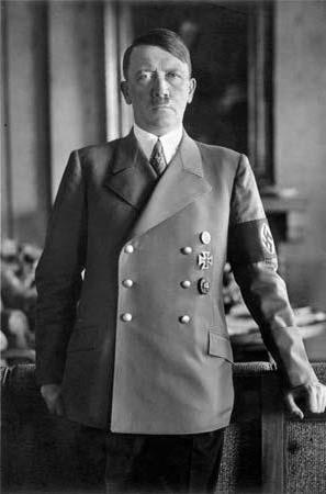 il Fuhrer è