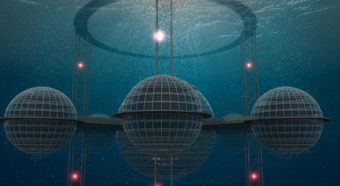 struttura della biosfera