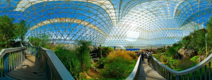 struttura della biosfera di Vernadsky