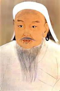 Џингис Кан биографија