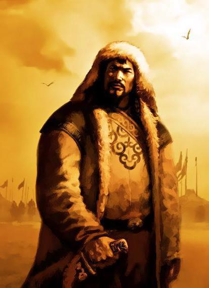 освајање Џингис Кана