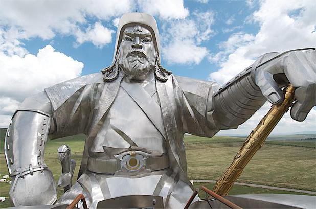 потомци Џингис Кана