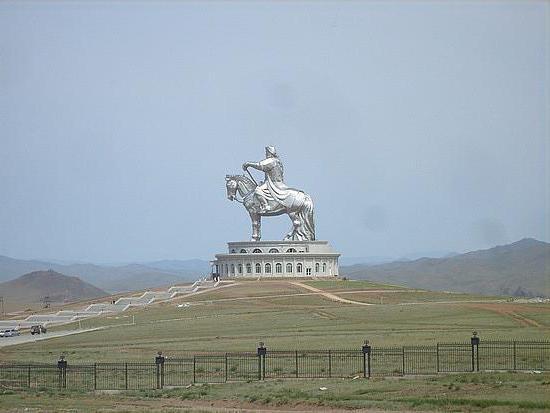 Џингис Кан реформи