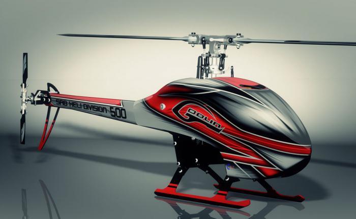elicottero di controllo remoto