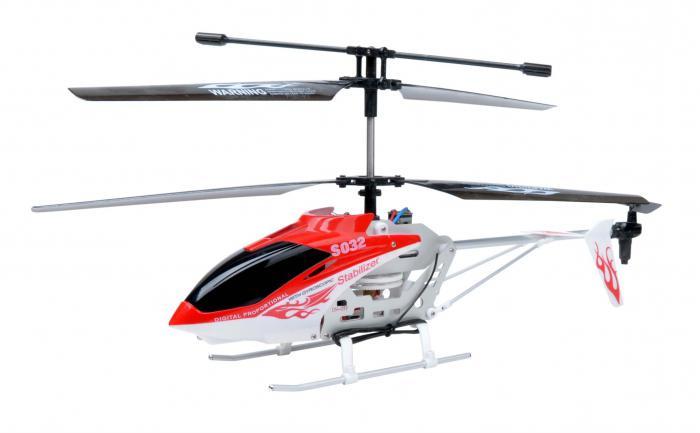 elicotteri per bambini sul pannello di controllo