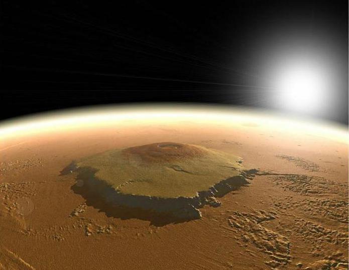 La montagna più alta del sistema solare è