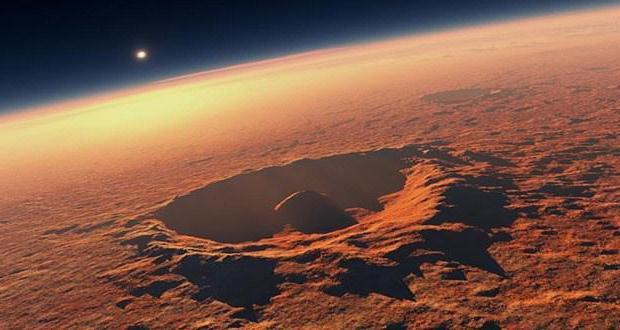 Qual è la montagna più alta del sistema solare?