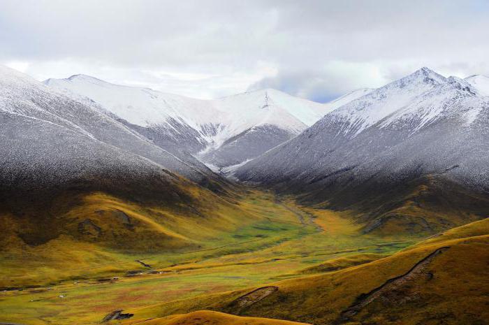 Евразия планини