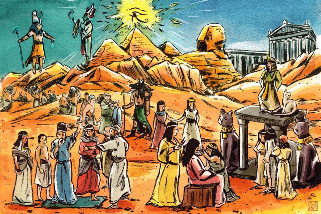 L'Egitto come parte del califfato arabo