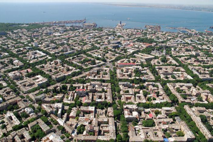 historia Odessy