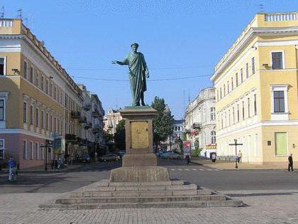 Historia miasta Odessy