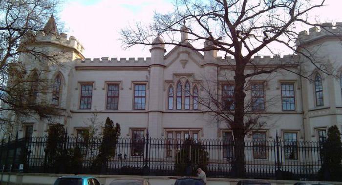 historia Odessy interesujących faktów
